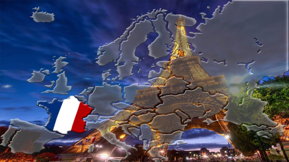 Франция (France) - самая крупная по территории страна Западной Европы
