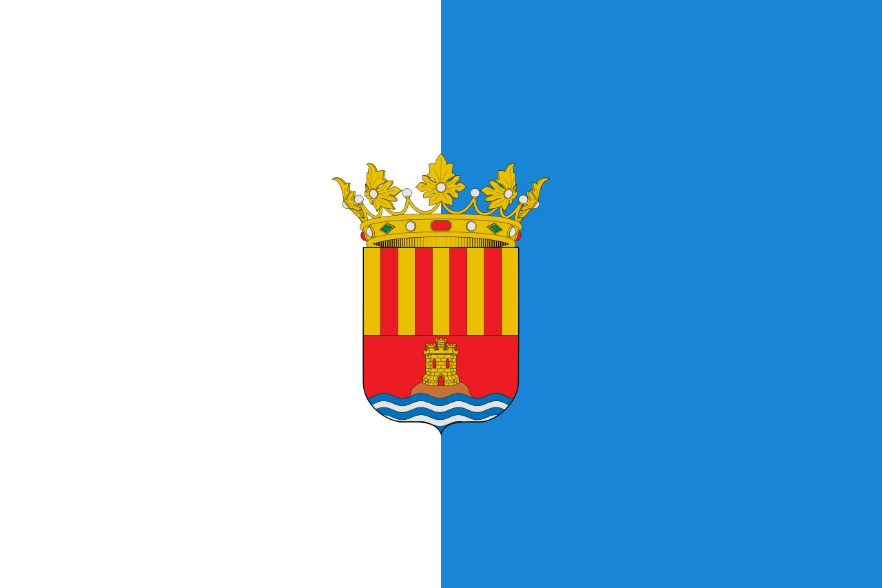 Флаг провинции Аликанте (Alicante)