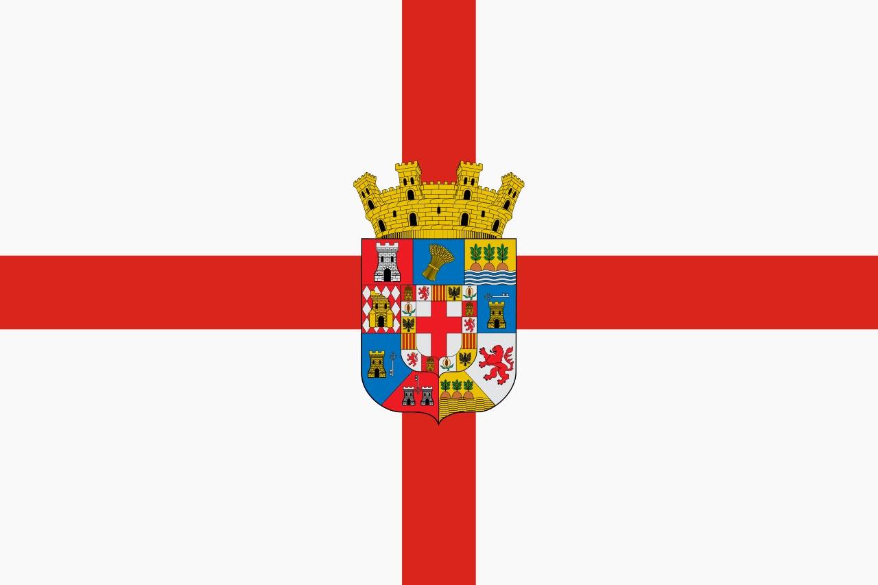 Флаг провинции Альмерия (Almería)