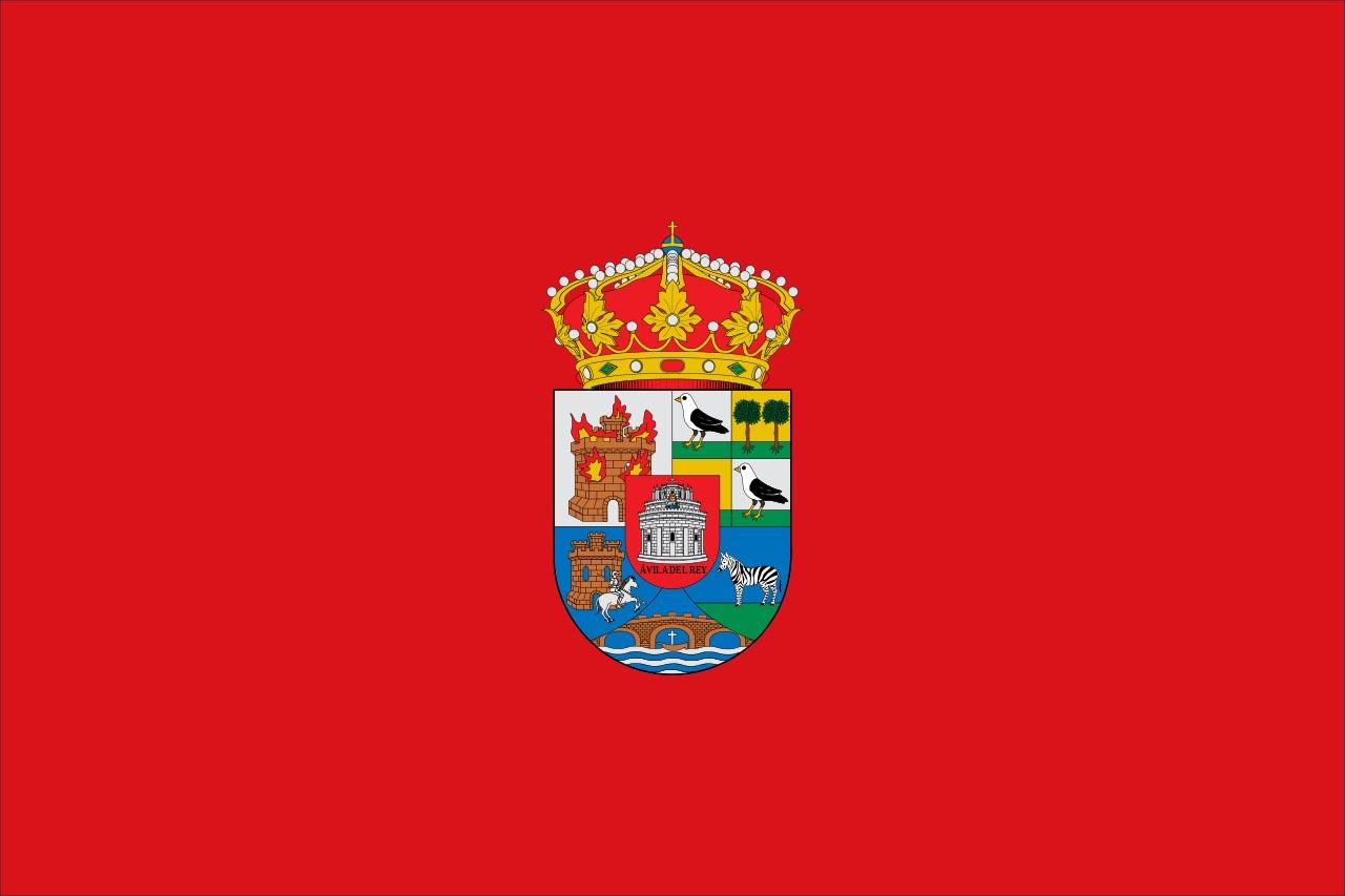 Флаг провинции Авила (Ávila)