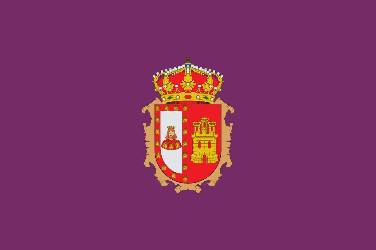 Флаг провинции Бургос (Burgos)