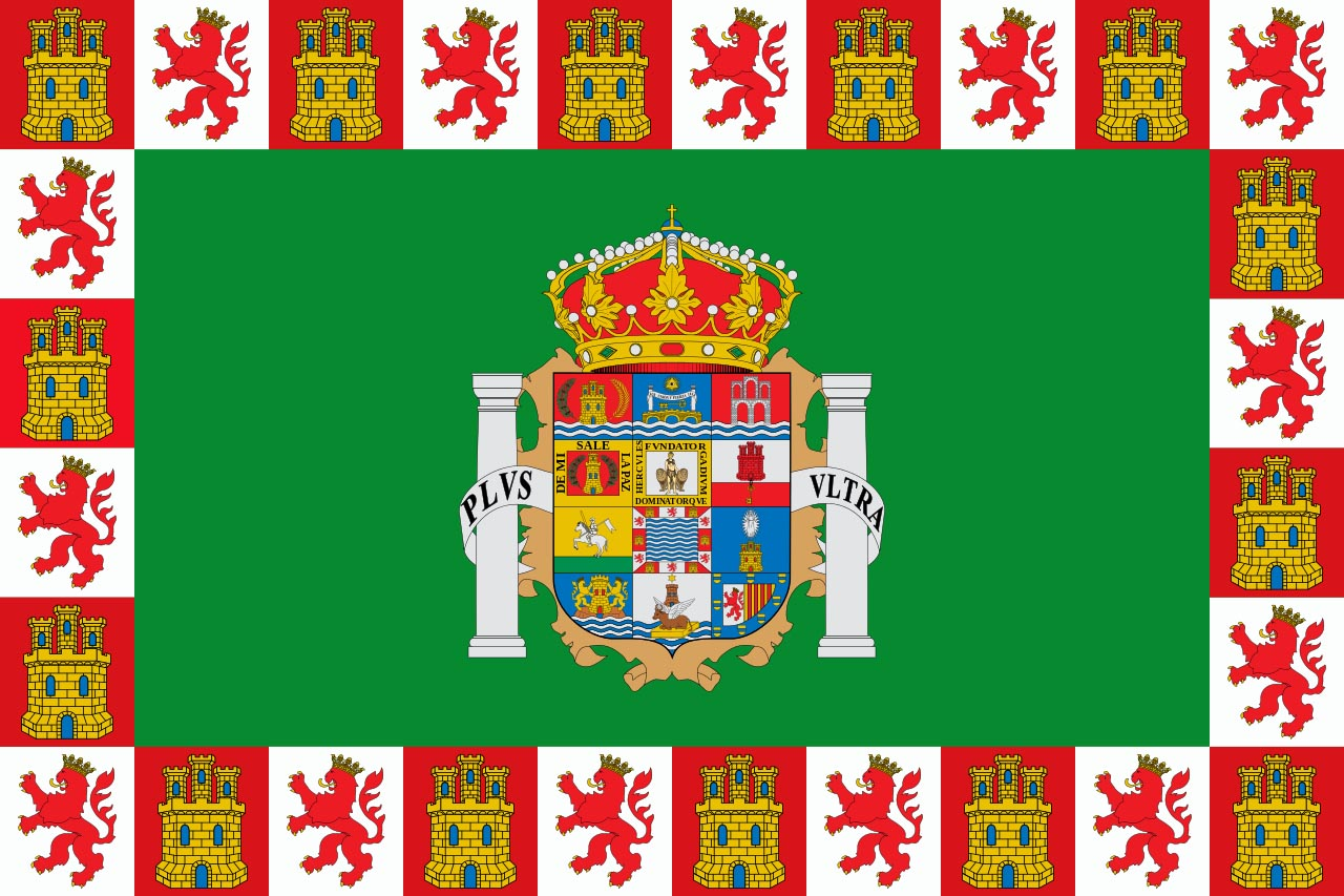 Флаг провинции Кадис (Cádiz)