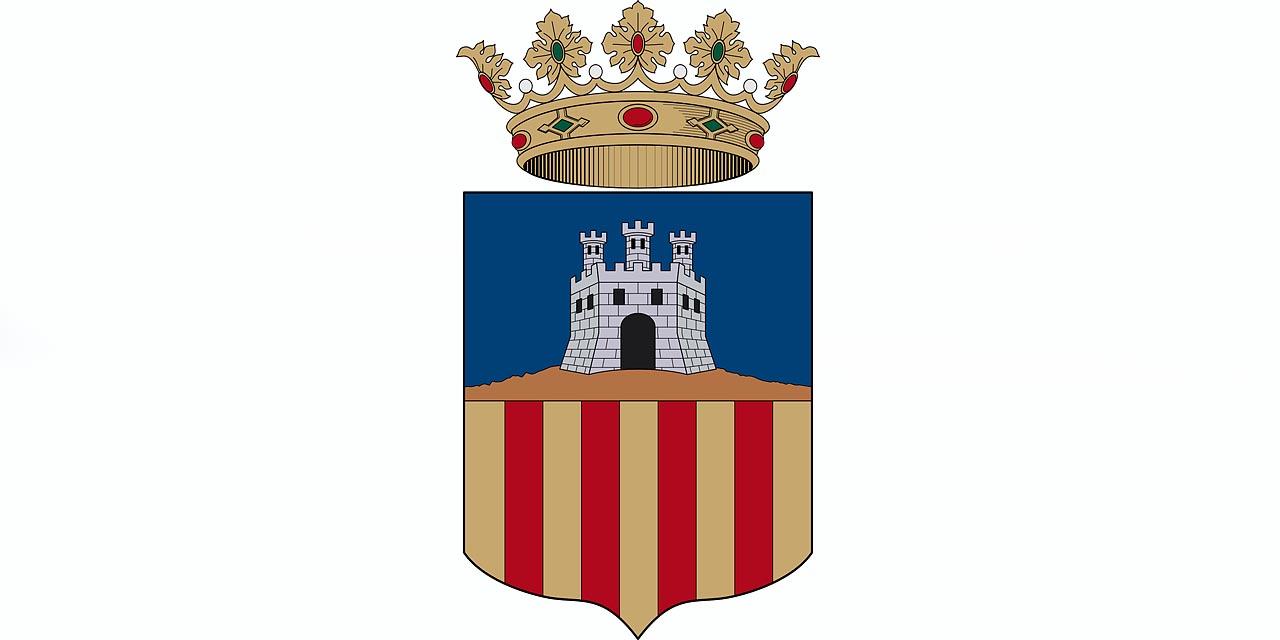 Флаг провинции Кастельон (Castellón)