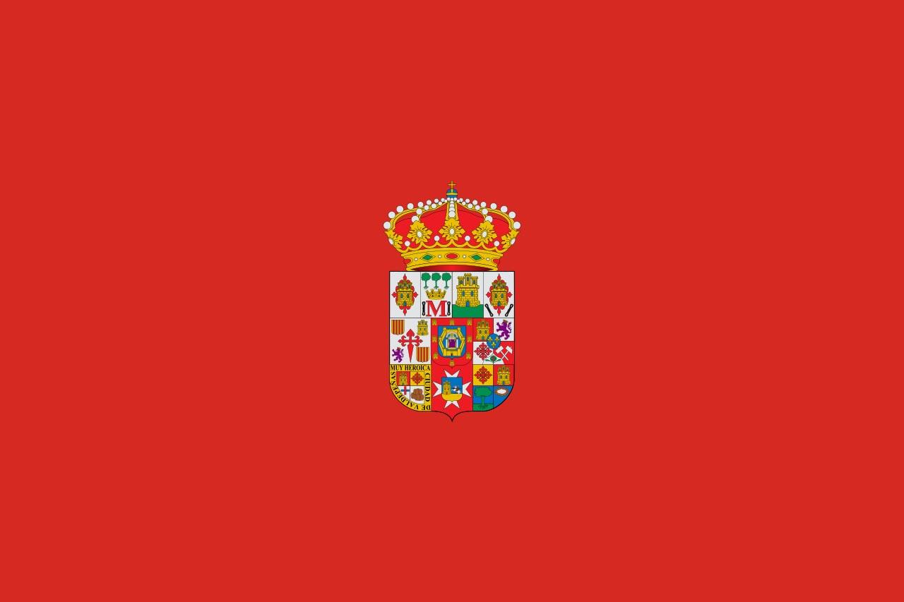 Флаг провинции Сьюдад-Реаль (Ciudad Real)