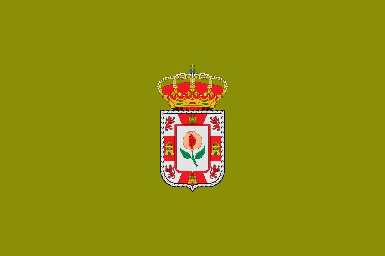 Флаг провинции Гранада (Granada)
