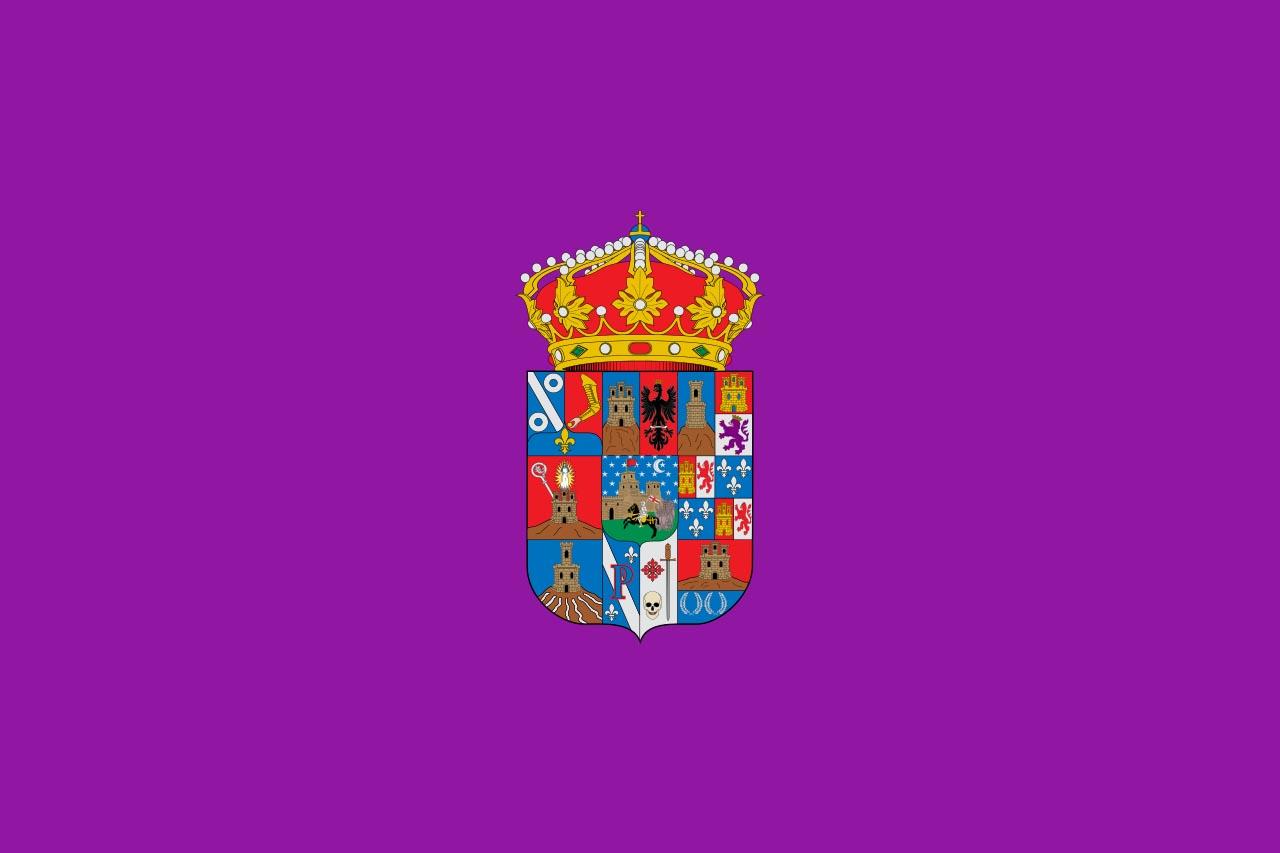 Флаг провинции Гвадалахара (Guadalajara)