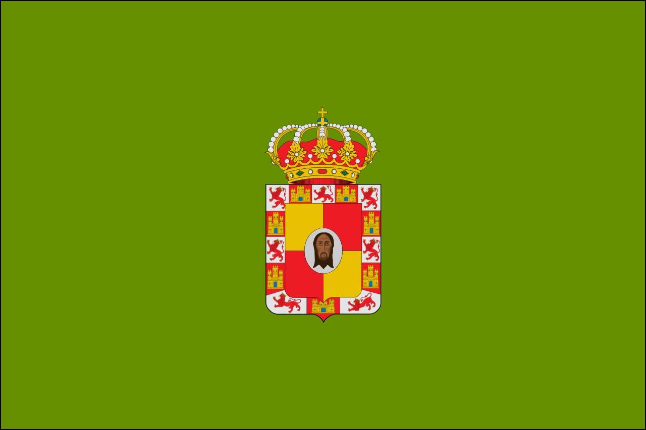 Флаг провинции Хаэн (Jaén)