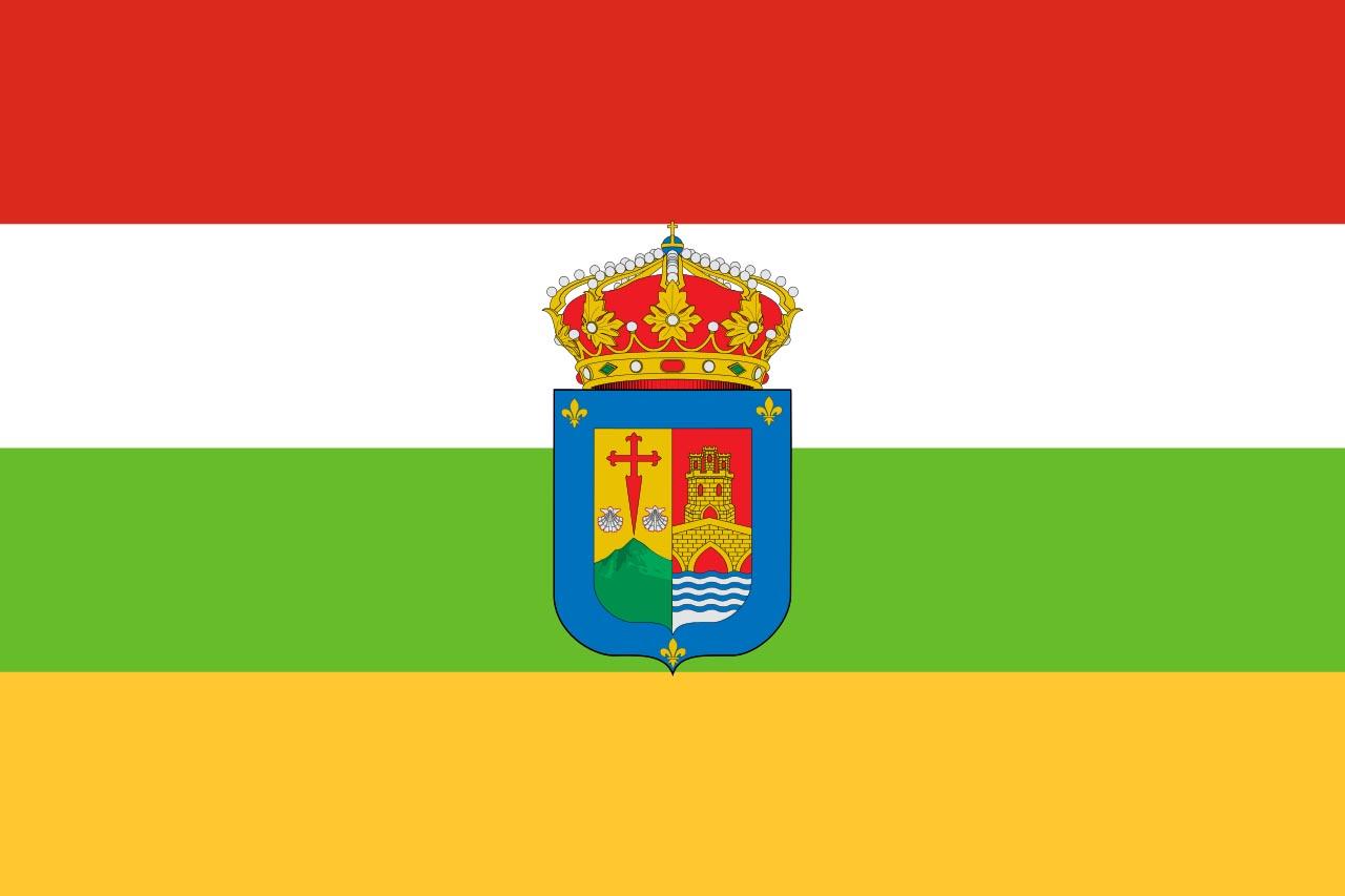 Флаг провинции Ла-Риоха (La Rioja)