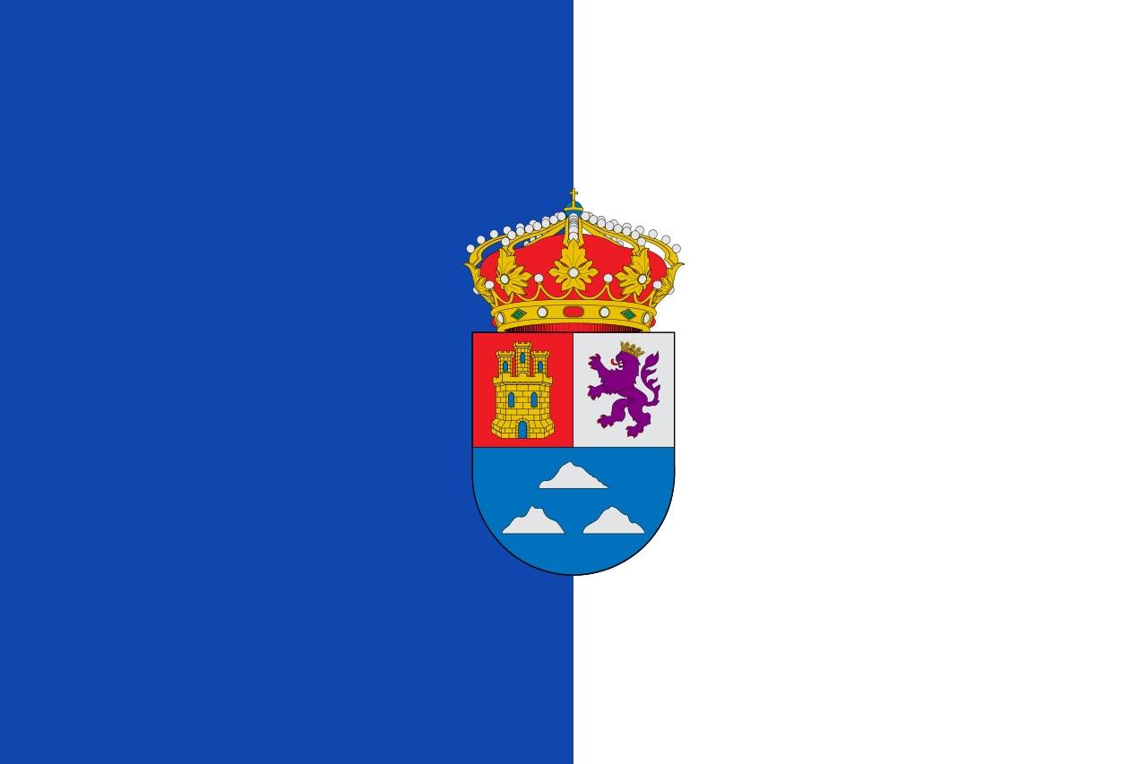 Флаг провинции Лас-Пальмас (Las Palmas)