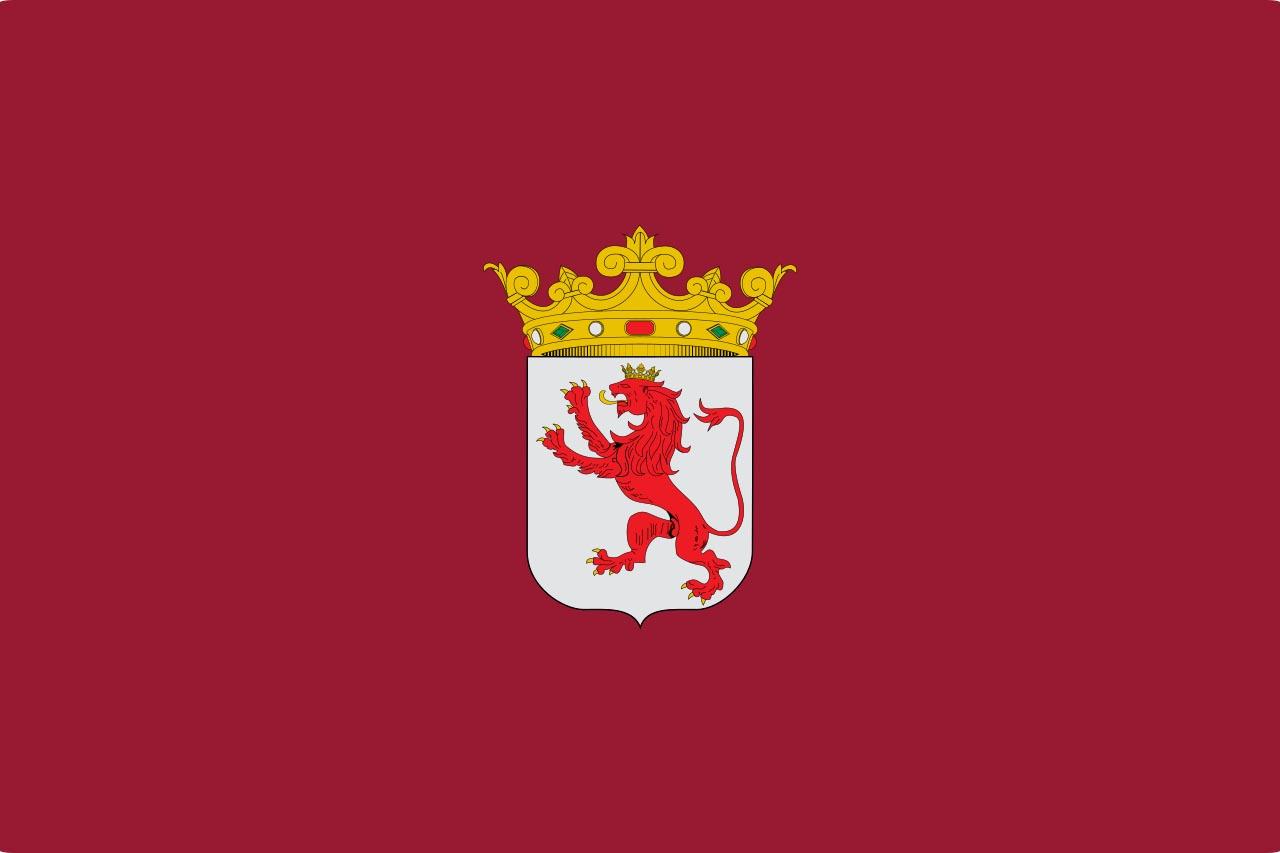 Флаг провинции Леон (León)
