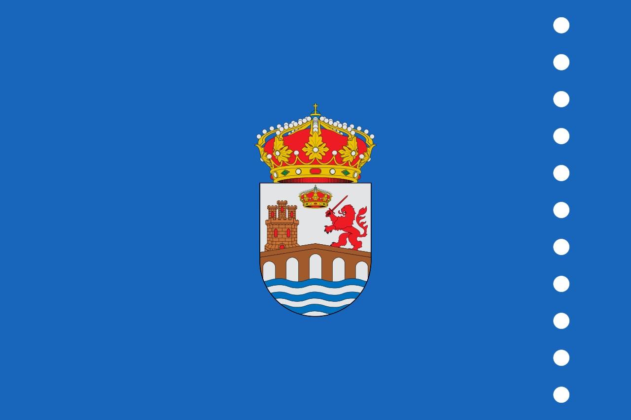 Флаг провинции Оренсе (Orense)