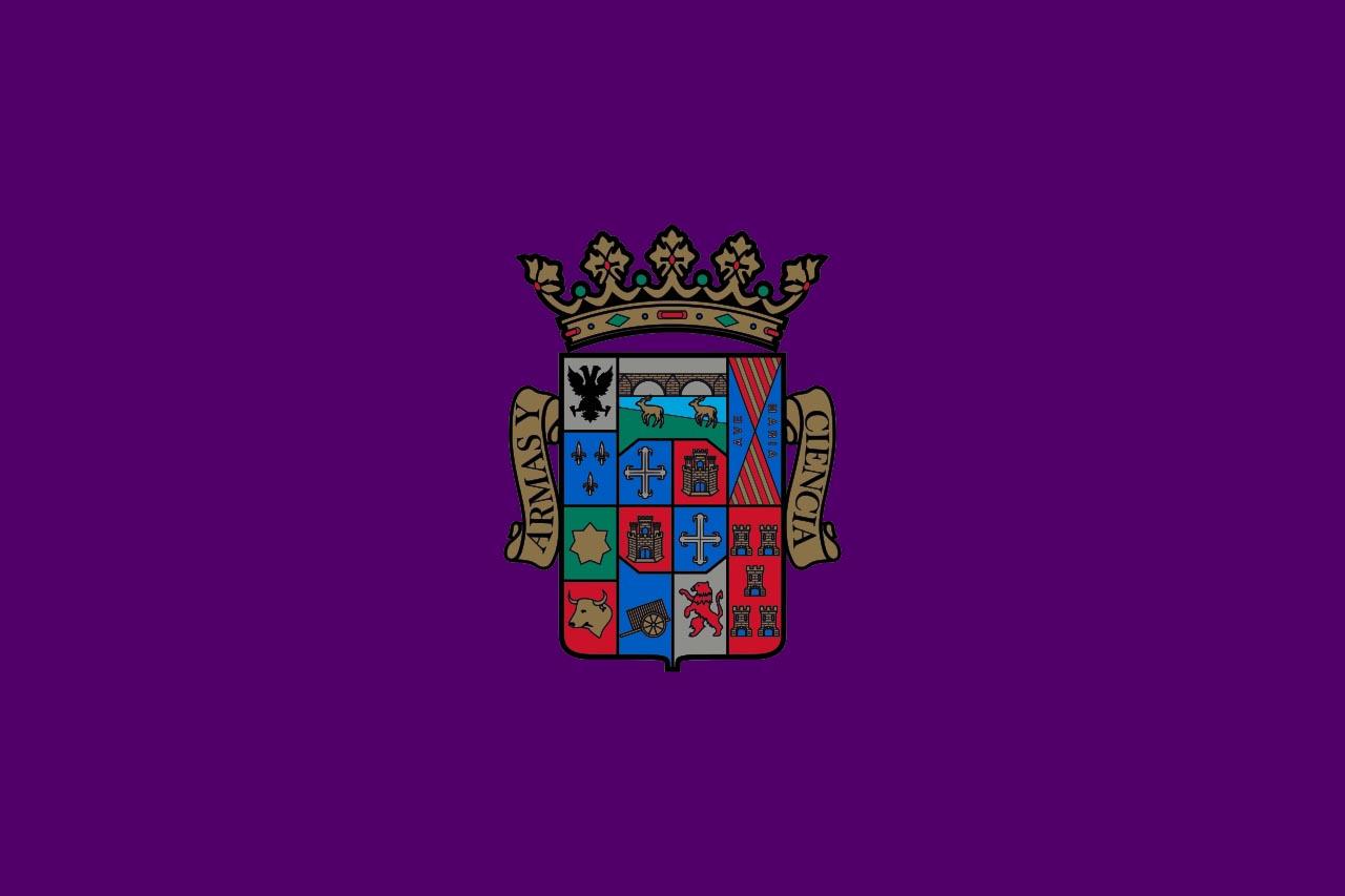 Флаг провинции Паленсия (Palencia)