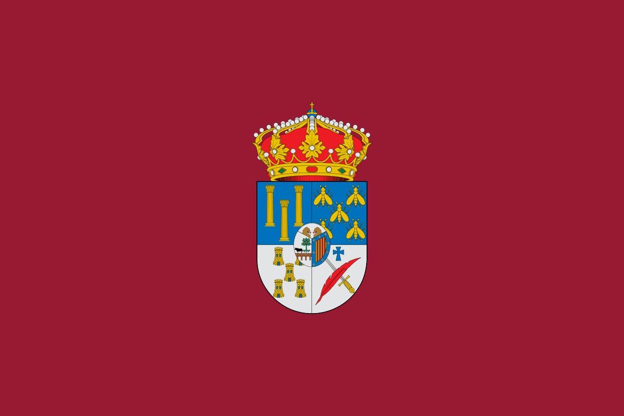 Флаг провинции Саламанка (Salamanca)