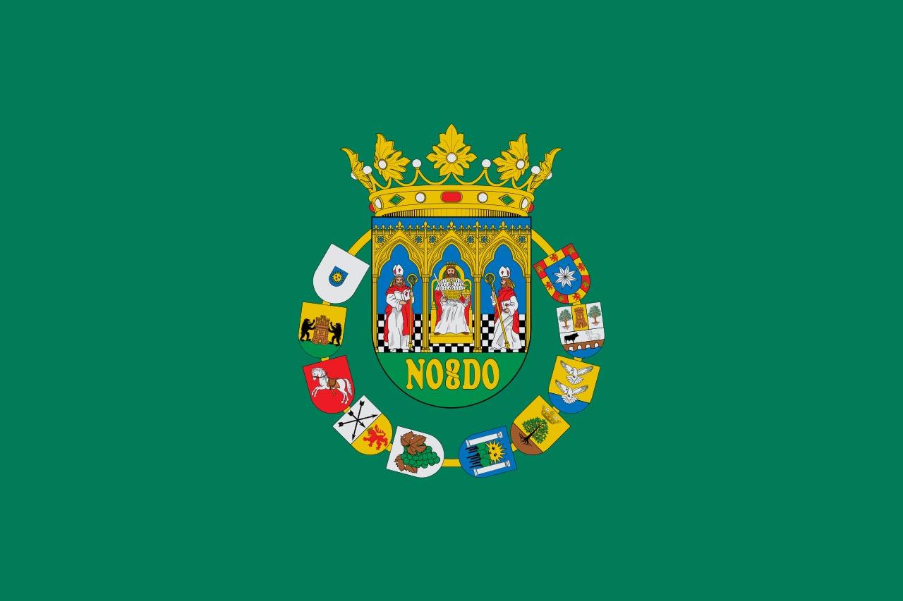 Флаг провинции Севилья (Sevilla)