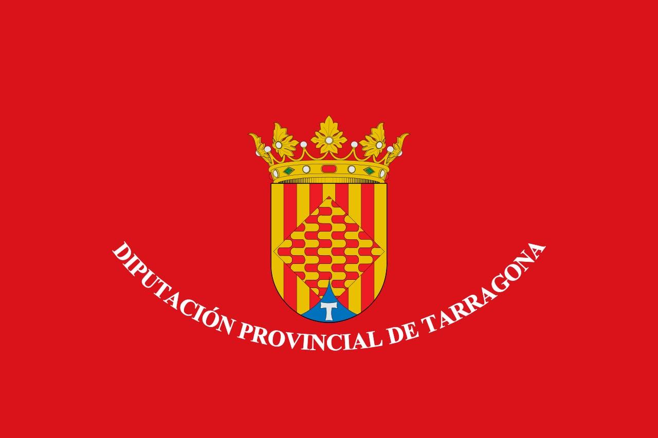 Флаг провинции Таррагона (Tarragona)
