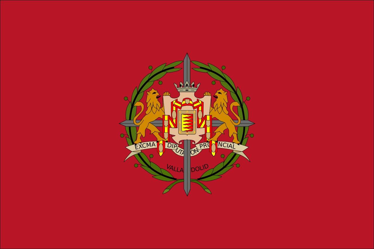 Флаг провинции Вальядолид (Valladolid)
