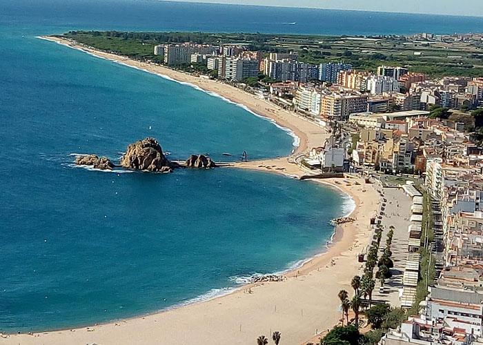 Климат средиземноморского побережья �спании