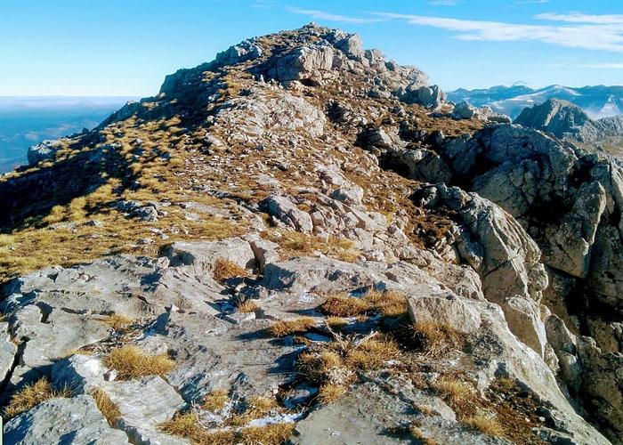 Климат горных районов �спании (Кантабрийские горы)