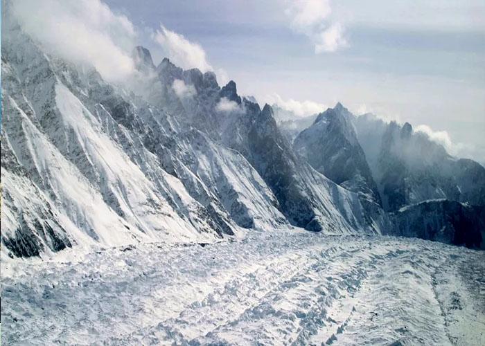 Климат горных районов �спании