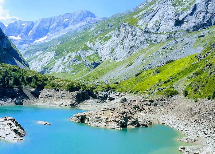 Лето в Пиренеях