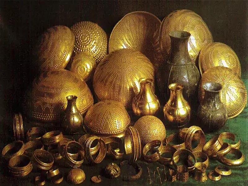 Аргарская культура в Древней �спании (2 200-1 650 гг. до н.э.)
