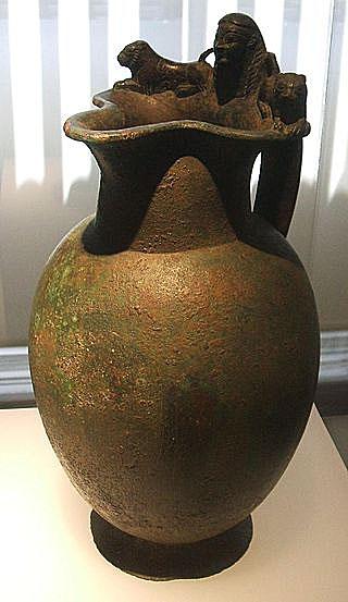 Культура Тартесса (VI век до н.э.)