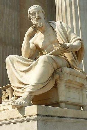 Геродот Галикарнасский — древнегреческий историк V в. до н.э.