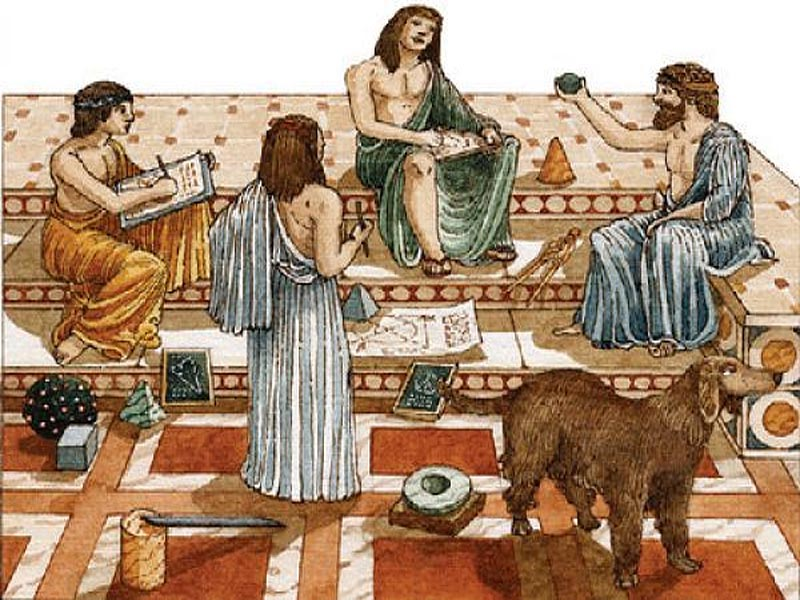 Торговля в греческих колониях �спании  VI в. до н.э.