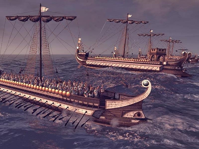 Карфагенский боевой флот V-III в.в. до н.э.