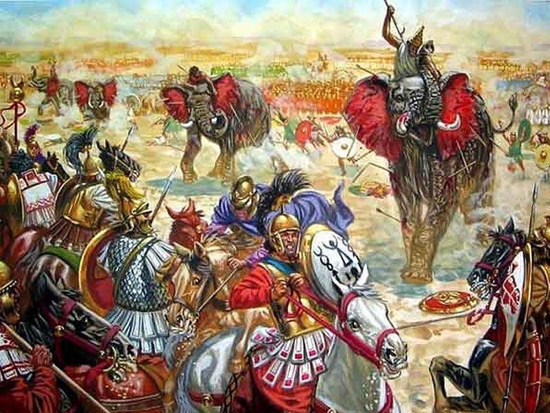 Армия Карфагена (V  - III в.в. до н.э.)