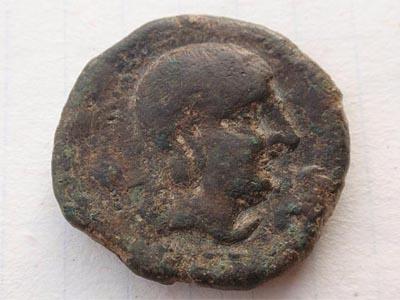 Монеты древнего испанского города Костулона (II в. до н.э.)