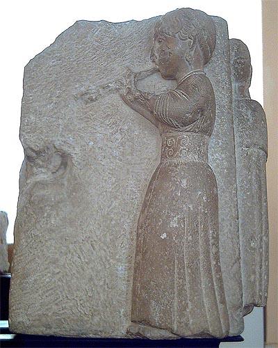 Фигурка женщины (южная �спания III в. до н.э.)