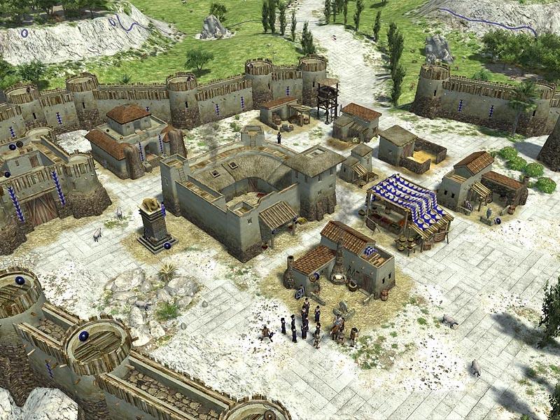 Развитие городов Южной �спании в III - II в.в. до н.э.