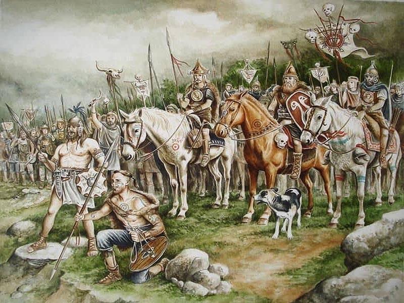 Социальная структура  иберских племен Восточной �спании в III - II в.в. до н.э.
