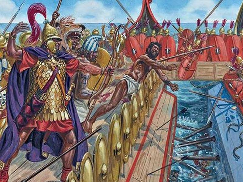 Первая Пуническая война (264 - 241 гг. до н.э.)