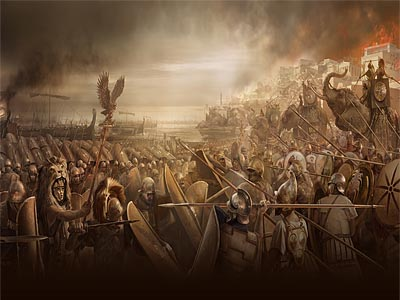 Вторая Пуническая война (218—201 гг. до н. э.)