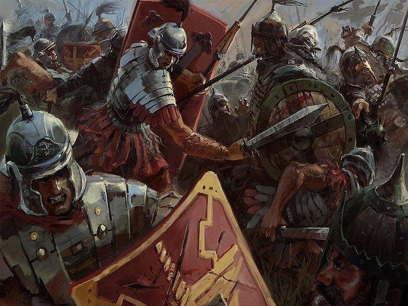 Серторианская  война (82 — 72 г.г. до н. э.)