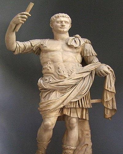 Тит Флавий Домициан - римский император  в 81—96 г.г.