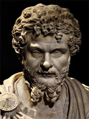 Луций Септимий Север — римский император с 9 апреля 193г. по 4 февраля 211г.
