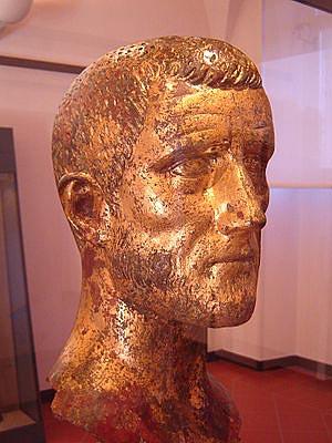 Клавдий II Готский — римский император в 268—270 годах