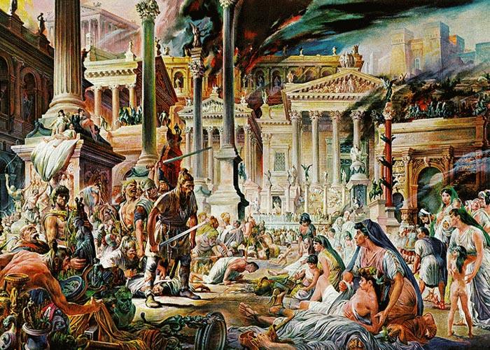 Кризис античного общества в  �спании в III в.