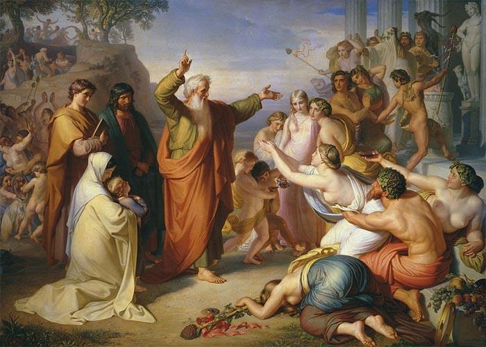 Первые испанские христианские общины