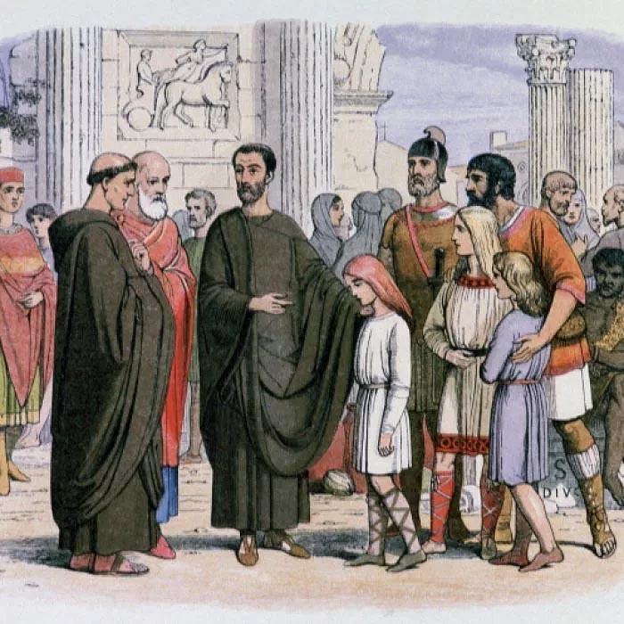 Социальный состав испанских христианских общин III века