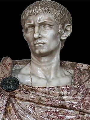 Диоклециан — римский император 284 - 305 г.г.