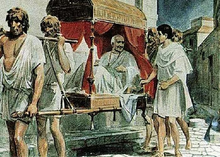 Развитие испанского общества в IV веке