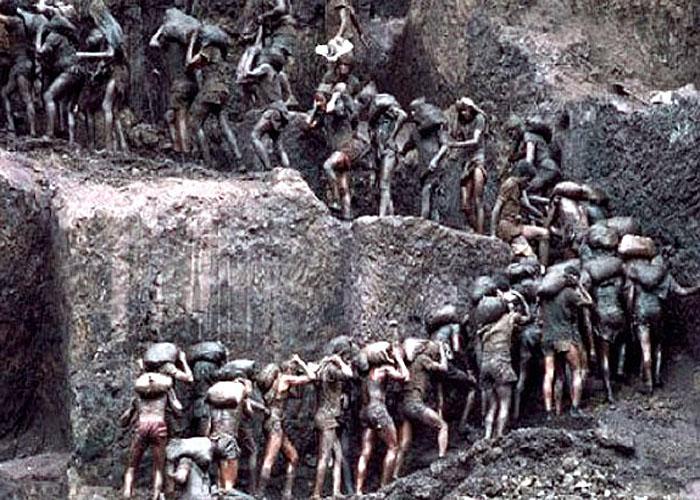 Золотоносные рудники северо-западной �спании в  IV в.