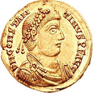 Константин III — римский император-узурпатор в 407—411 годах