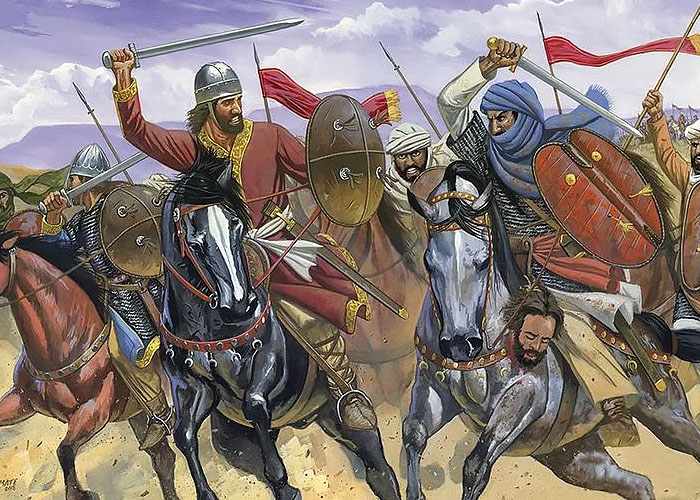Первый этап реконкисты (VIII — XI в.в.)