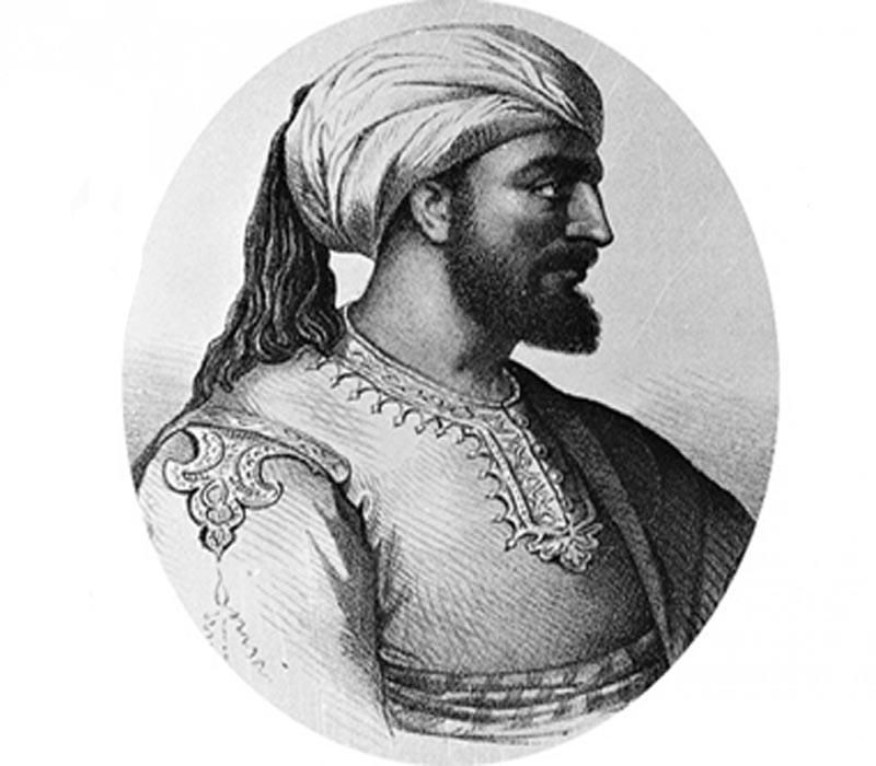 Абд ар-Рахман I — эмир Кордовы 756 - 788 г.г.