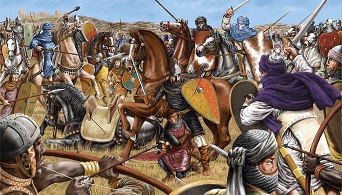 Восстания в Кордовском халифате в IX веке